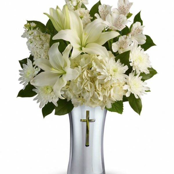 Shining Spirit Bouquet Funeral Flowers